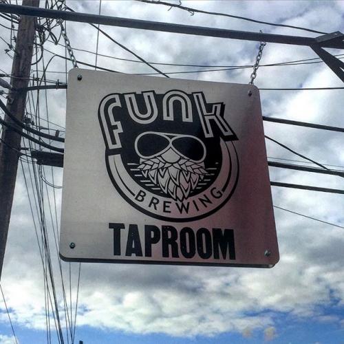 Logo Design - Funk Brewing